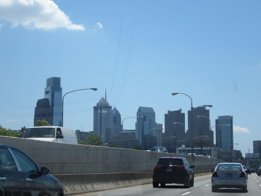 Philadelphia!  Aka Philly.  Aka PHLY. (1/6)